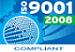 ISO9001 Compliant Distributor