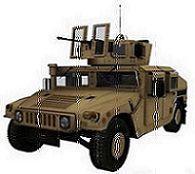 High Mobility Military Wheeled Vehicle (HMMWV)