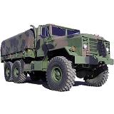 M809 Series 5 Ton 6X6 Truck