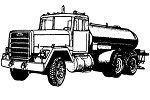M918 Bituminous Distributor Truck